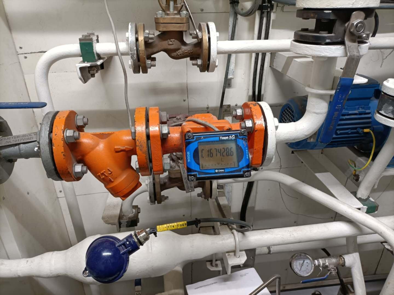 燃油用容积式流量计